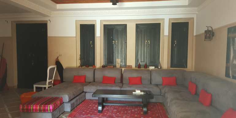 Villa meublée à la palmeraie marrakech  (1)