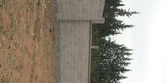 Terrain de 10000 m² sur la route d'ourika 24km de marrakech