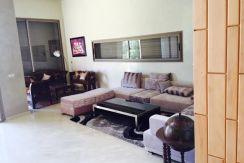 villa meublée sur la route d'amezmiz marrakech