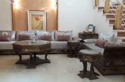 Très belle villa sur la route de fès marrakech