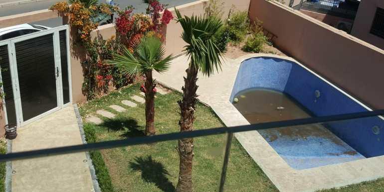vente villa à hay sofia marrakech (11)