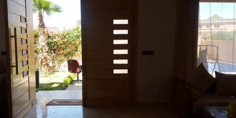 vente villa à hay sofia marrakech (6)