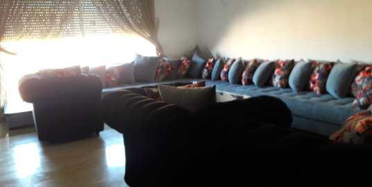 joli et spacieux appartement pour longue durée à guéliz