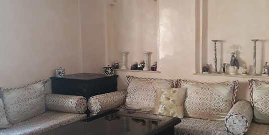location appartement pour longue durée à guéliz