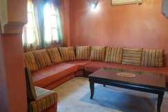marrakech villa meublée pour longue durée sur Av mohammed 6