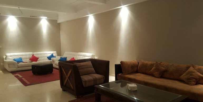 Location appartement sur la route de casa0031