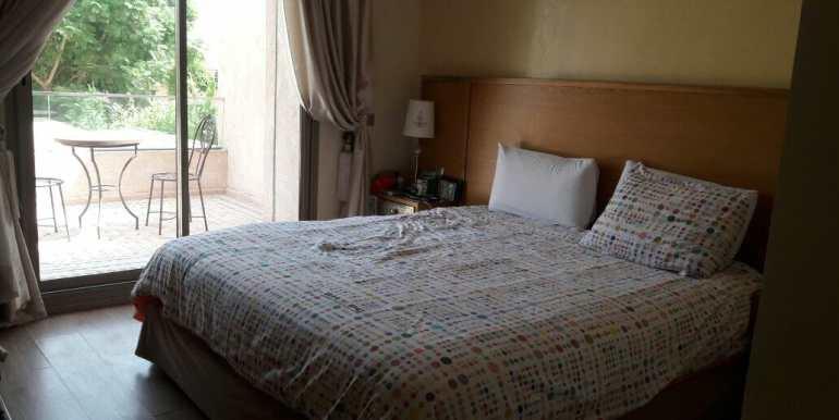 Location villa meublée sur avenue mohamed 6(19)