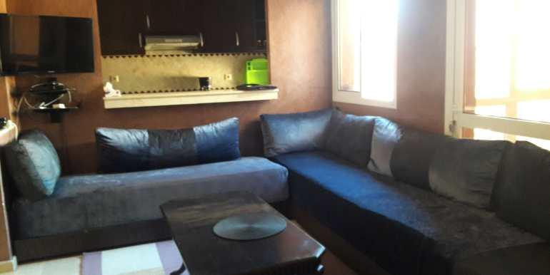 appart meublé pour longue durée à guéliz marrakech (1)