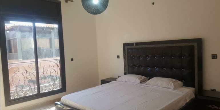 villa à louer pour la longue durée meublée à marrakech targa 3