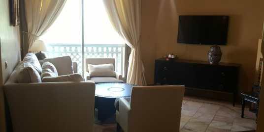 Appartement à louer meublé à la palmeraie