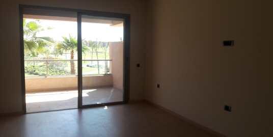 Bel appartement vide sur Av Mohammed 6