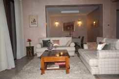 villa meublée sur la route d'ourika à 13km de marrakech