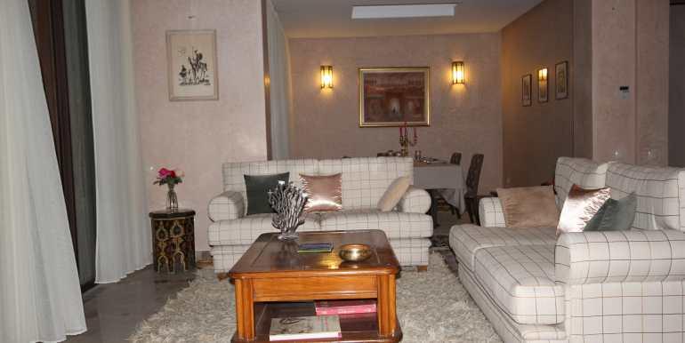 villa à louer meublée route ourika longue durée (6)