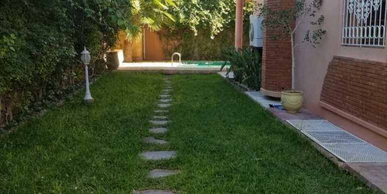 vente villa individuelle à targa marrakech (10)