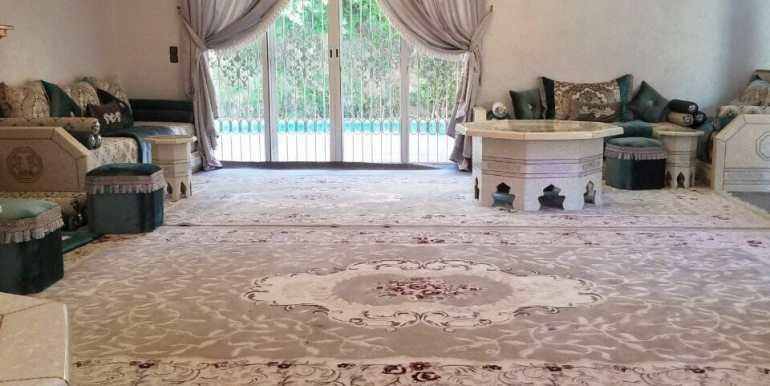 vente villa individuelle à targa marrakech (8)