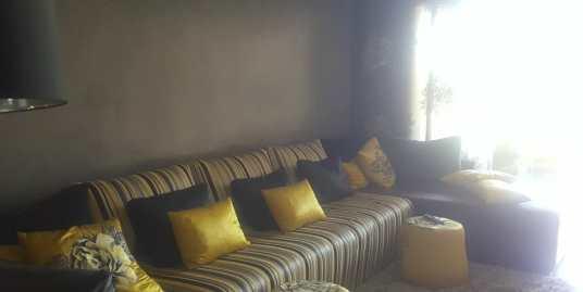 splendide appartement très bien meublé Av Mohammed 6