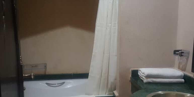 Vente appartement avec piscine privative à la palmeraie marrakech (18)