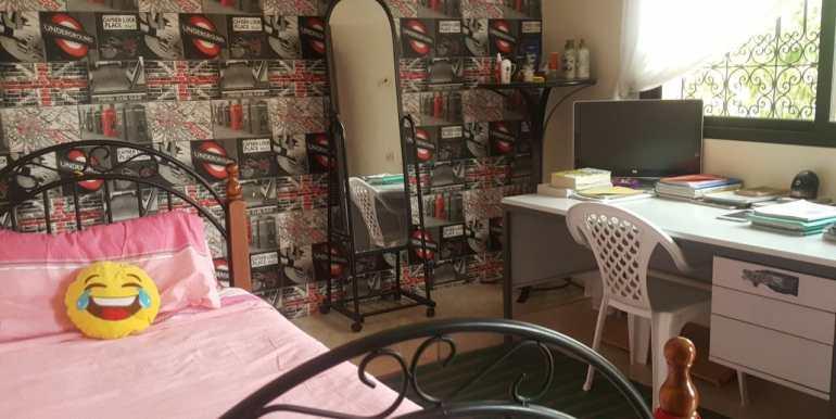 Villa à louer meublée à targa marrakech (13)