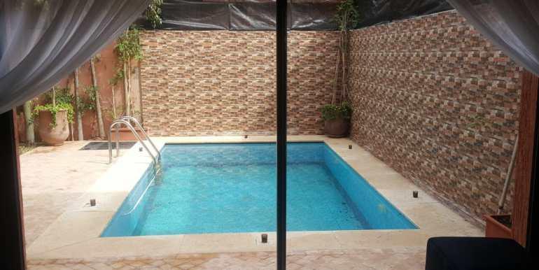 Villa à louer meublée à targa marrakech (3)