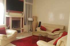 jolie villa à louer meublée pour longue durée à targa