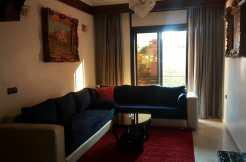 Bel appartement meublé pour longue durée à guéliz