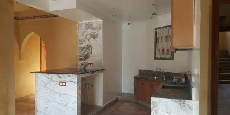 appartement vide de trois chambres à la palmeraie marrakech (3)