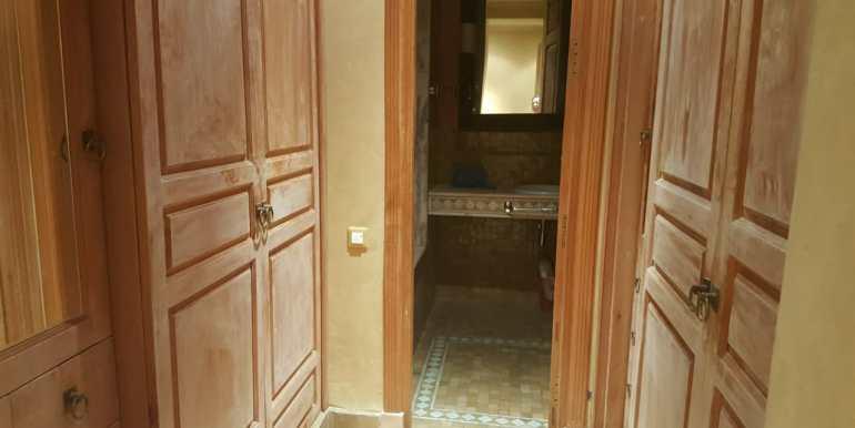 appartement vide de trois chambres à la palmeraie marrakech (6)