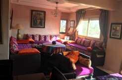 Joli appartement meublé à l'hivernage marrakech