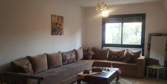 Appartement meublé de luxe à l'hivernage
