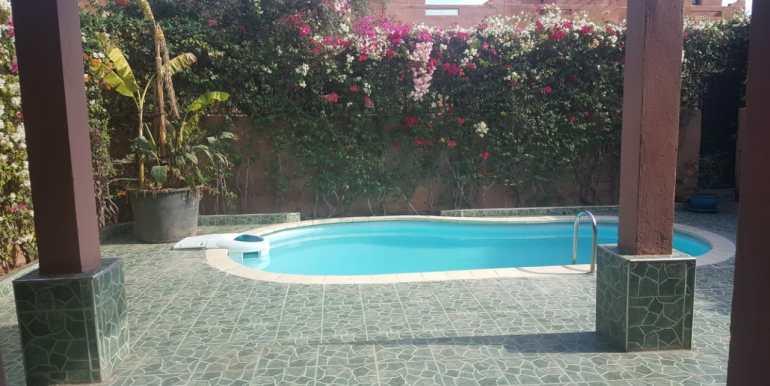 villa vide pour longue durée à la palmeraie marrakech (1)