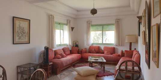 Location appartement meublé à la palmeraie