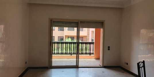 Appartement à louer vide de 3 chambres Hivernage
