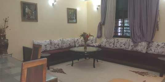 Villa de 330 m2 Route de Casablanca