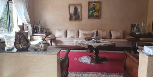 Villa 290m², Route Casablanca Marrakech