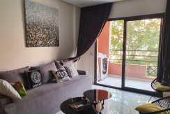 Location Appartement meublée Guéliz-Marrakech