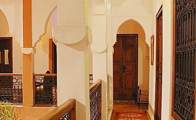 Riad Kasba à marrakech (12)