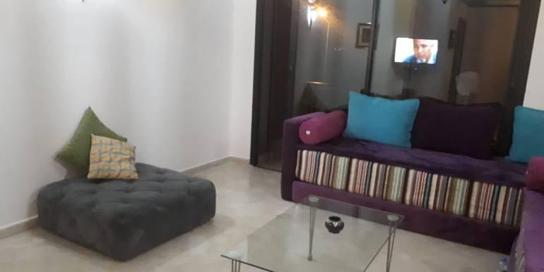 appartement meublé route de casa vers le stade de marrakech (2)