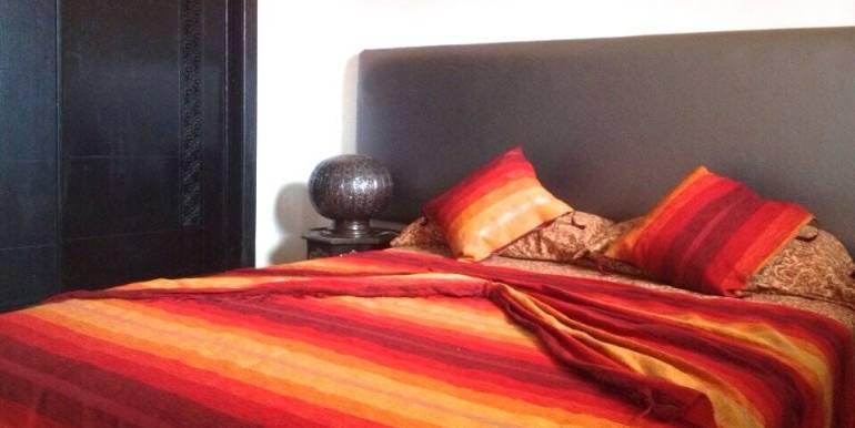 appartement meublé route de casa vers le stade de marrakech (3)