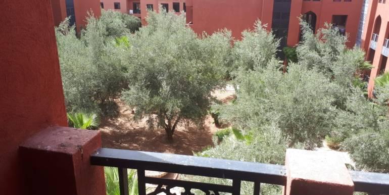 appartement meublé route de casa vers le stade de marrakech (9)