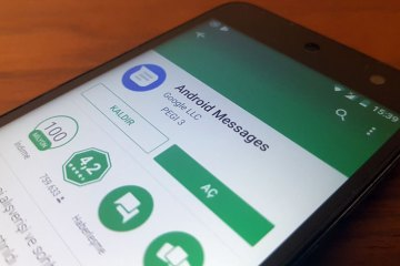android-messages-uygulama-rcs