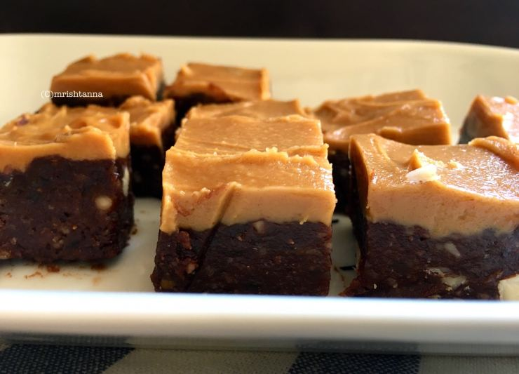 Almond Dates Fudge