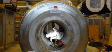 mri recycling, mri disposal, mri stereo