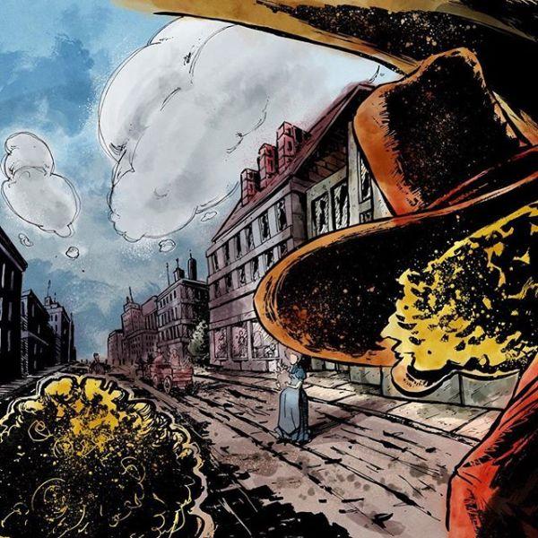 Tomy and Jon intro cover http://rndm.us/jms # # Drawn using @pentelofamerica @staedtlermars @copicmarker @wacom # #