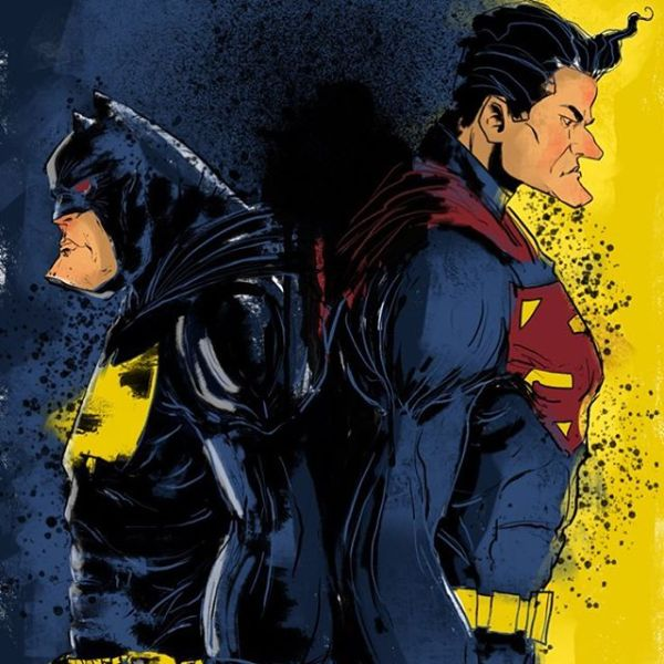 Bruce V Clark I'm not really stoked about this movie. I will see it. But, DC generally fails at bringing their character to the big screen IMO. Their TV shows? Yeah those are pretty good. But movies? Mostly meh. So here is the final. You can see the process for this in my feed.