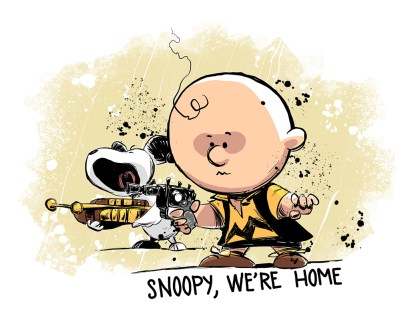 SnoopyWereHome