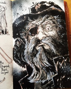 Odin: The Wanderer