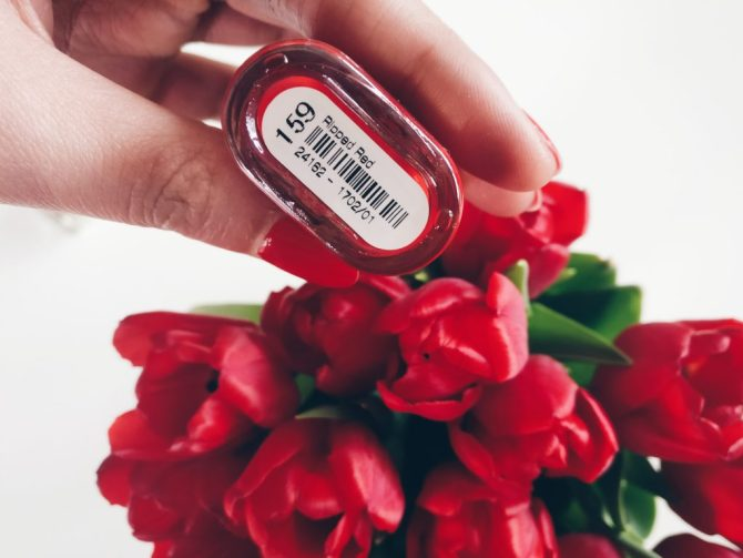 Ripped Red Street Heat collectie ProNails