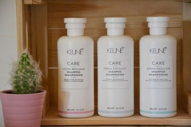 De perfecte shampoo: Keune