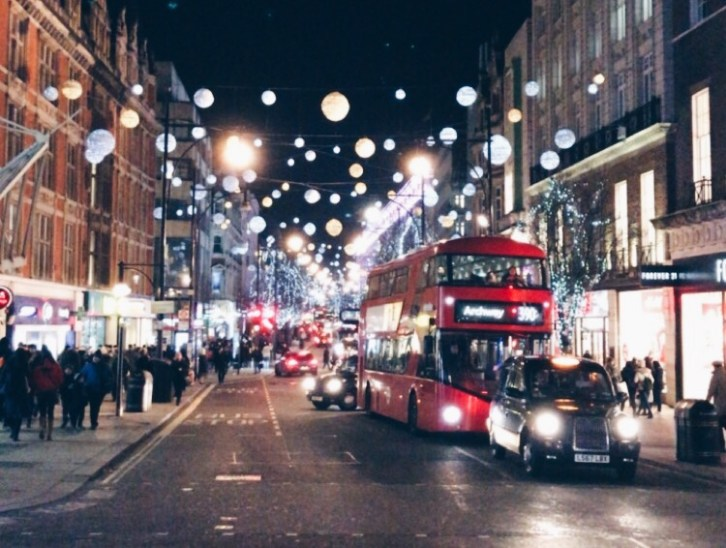 LONDEN BOXING DAY