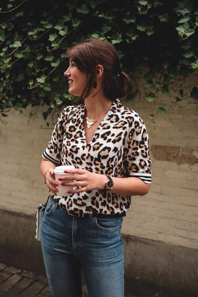 Stijlvol in luipaardprint
